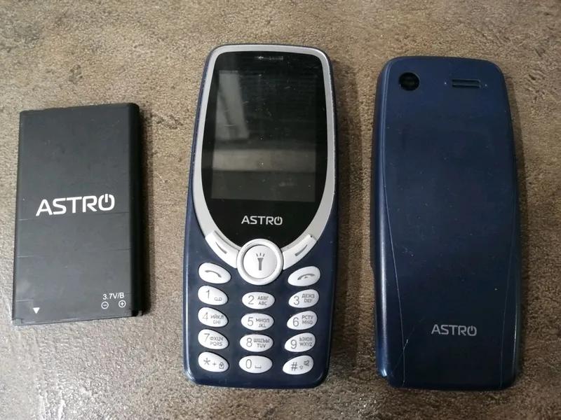 Телефон Astro 188 - Фото 3