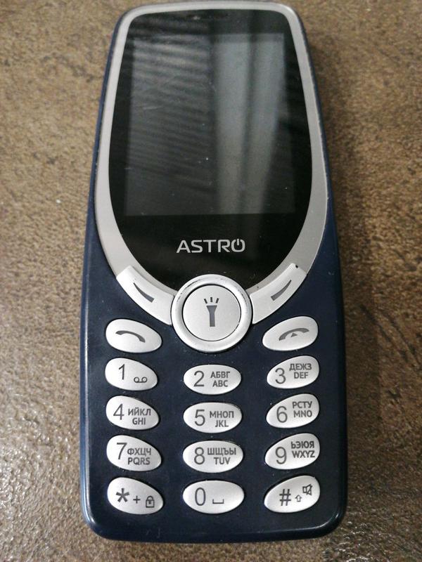 Телефон Astro 188 - Фото 2