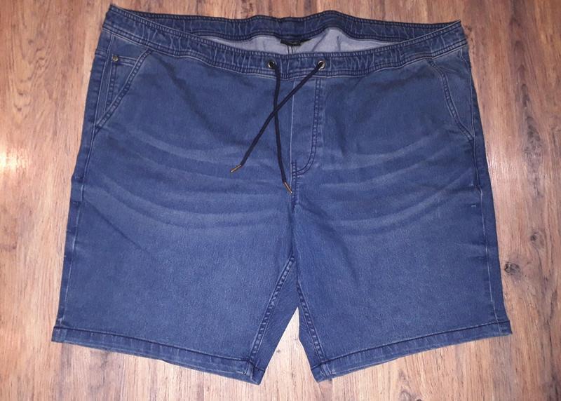 Шорты джинсовые бермуды livergy германия р. 3xl 66 - Фото 4