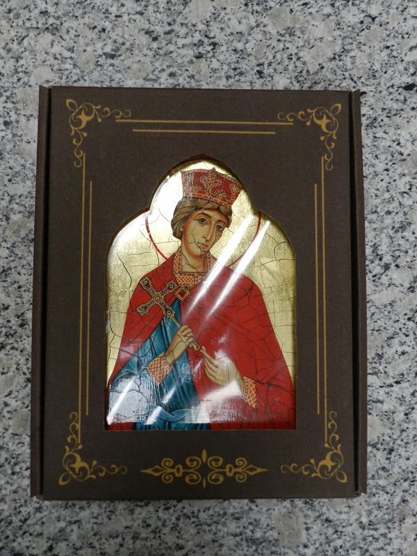Именная икона Святого Николая - Фото 6
