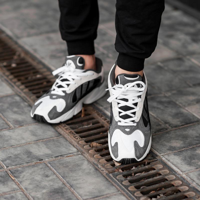 Кроссовки  yung-1 grey