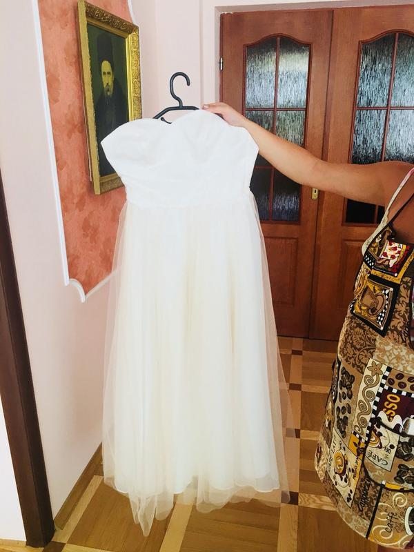 Весільне плаття - Фото 2