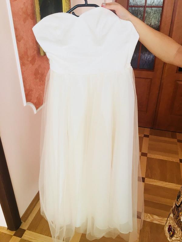 Весільне плаття - Фото 5