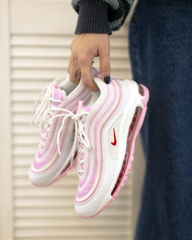 Кроссовки женские air max  pink