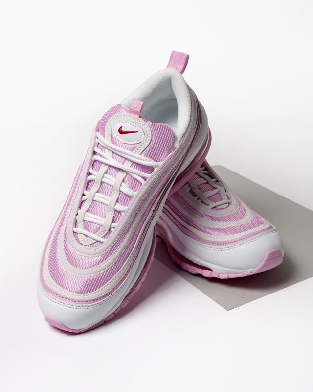 Кроссовки женские air max  pink - Фото 2