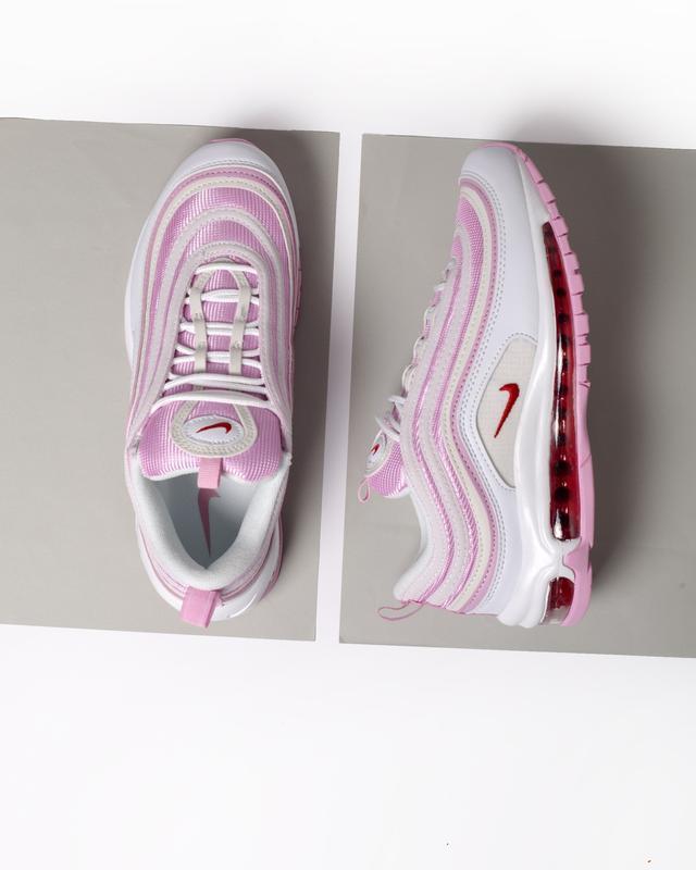 Кроссовки женские air max  pink - Фото 3