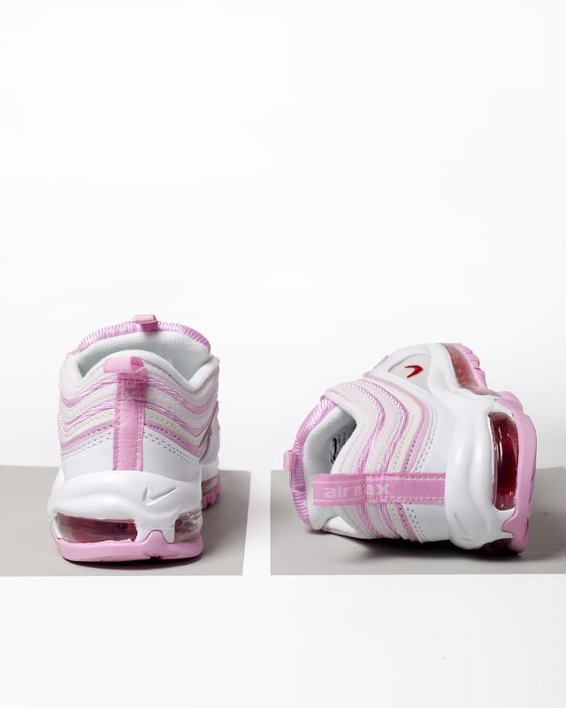 Кроссовки женские air max  pink - Фото 5