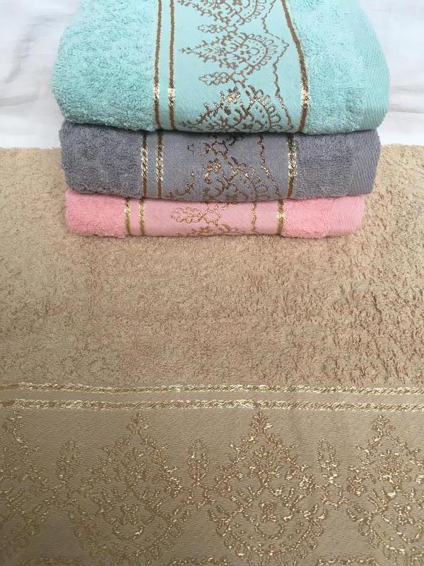 Махровые полотенца - Фото 3