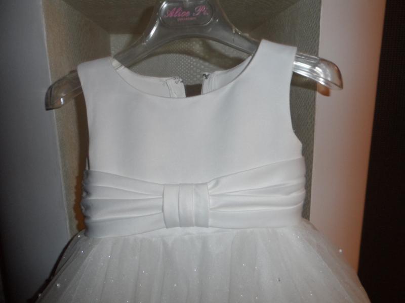 Emma bridals,шикарное дизайнерское платье,на 2-3 года,идеал - Фото 3