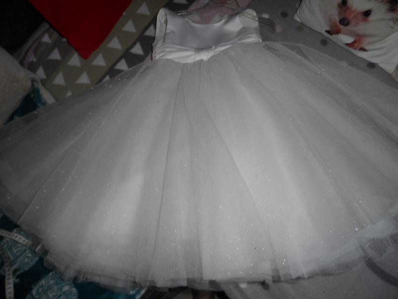 Emma bridals,шикарное дизайнерское платье,на 2-3 года,идеал - Фото 7