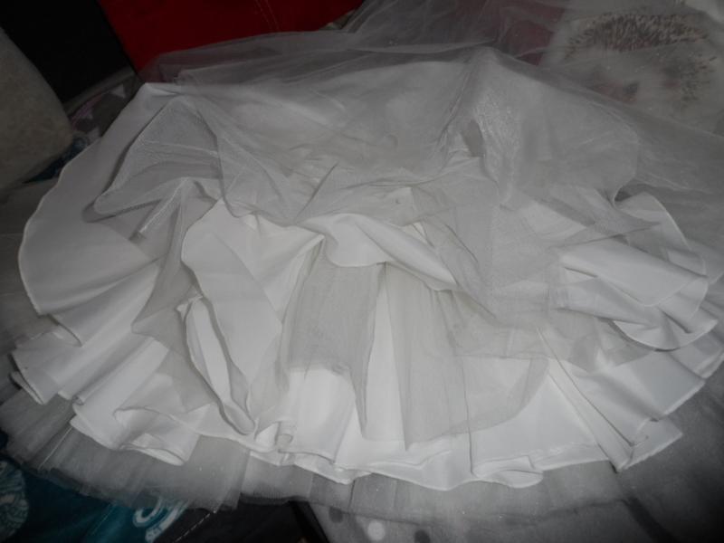 Emma bridals,шикарное дизайнерское платье,на 2-3 года,идеал - Фото 8