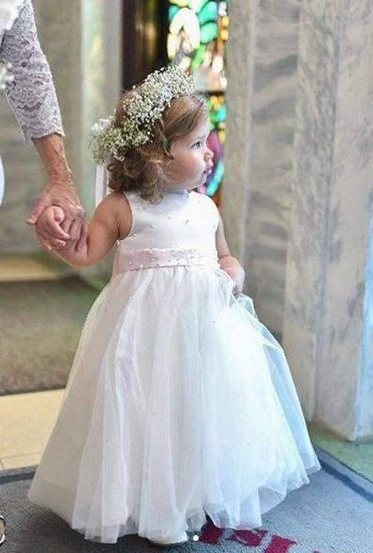 Emma bridals,шикарное дизайнерское платье,на 2-3 года,идеал - Фото 9