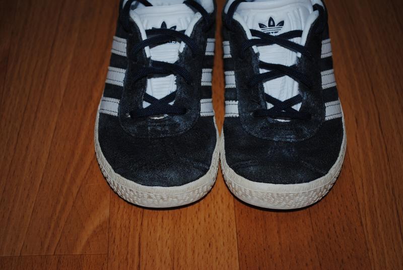 Кроссовки adidas gazelle 24 р - Фото 4