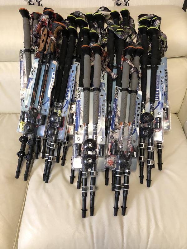 Палки для спортивної хотьби Crivit - Фото 2