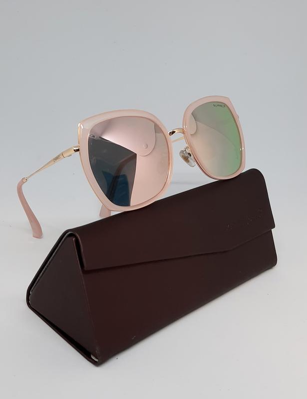 Жіночі окуляри сонцезахисні - Фото 2