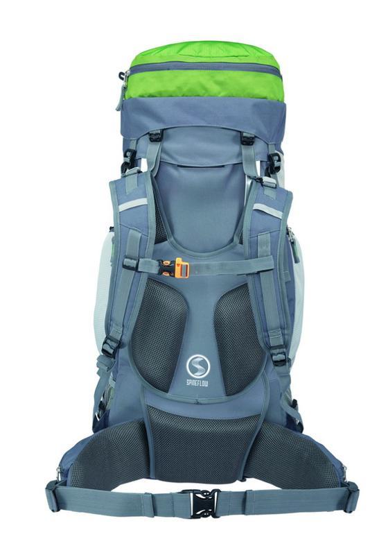 Туристический походной рюкзак Ralley 50 л - Фото 3