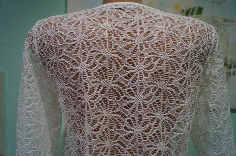 Кружевная блуза р.м,бренд  sisters - Фото 8