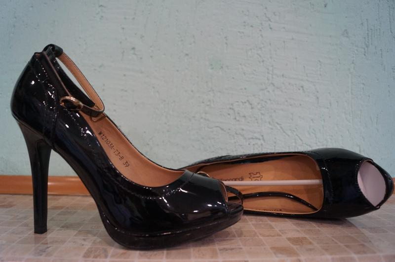 Туфли р.39,бренд t.taccardi - Фото 6