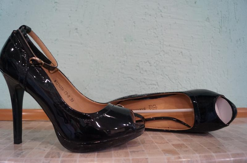 Туфли р.39,бренд t.taccardi - Фото 8