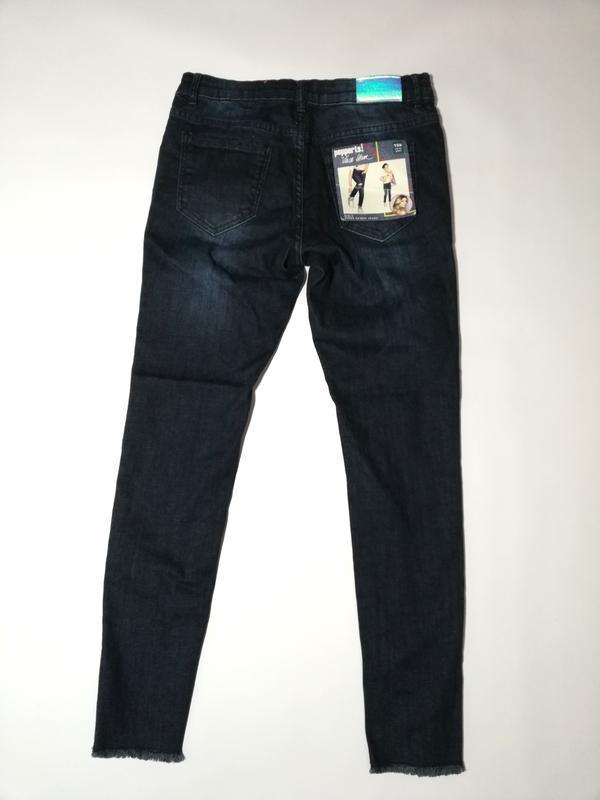 Классные джинсы подростковые 158-164 pepperts by heidi klum, г... - Фото 10