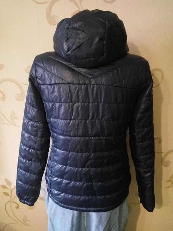 Alcott . приталенная куртка осень - еврозима с капюшоном . нов... - Фото 3
