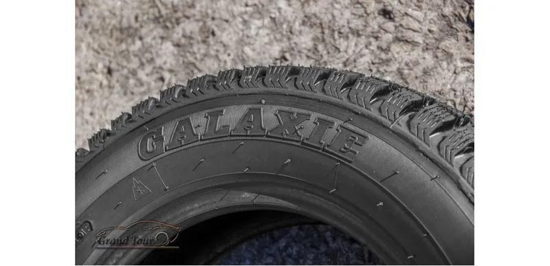 ЗИМОВІ ШИНИ R15 185/65 GALAXIE MS 2 92 H наварка з польщі - Фото 3