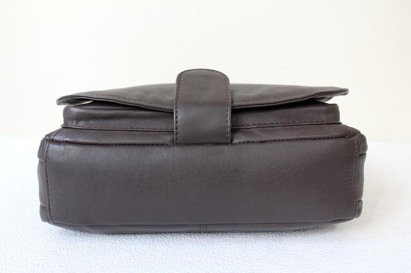 Кожаная сумка prato ,италия - Фото 6