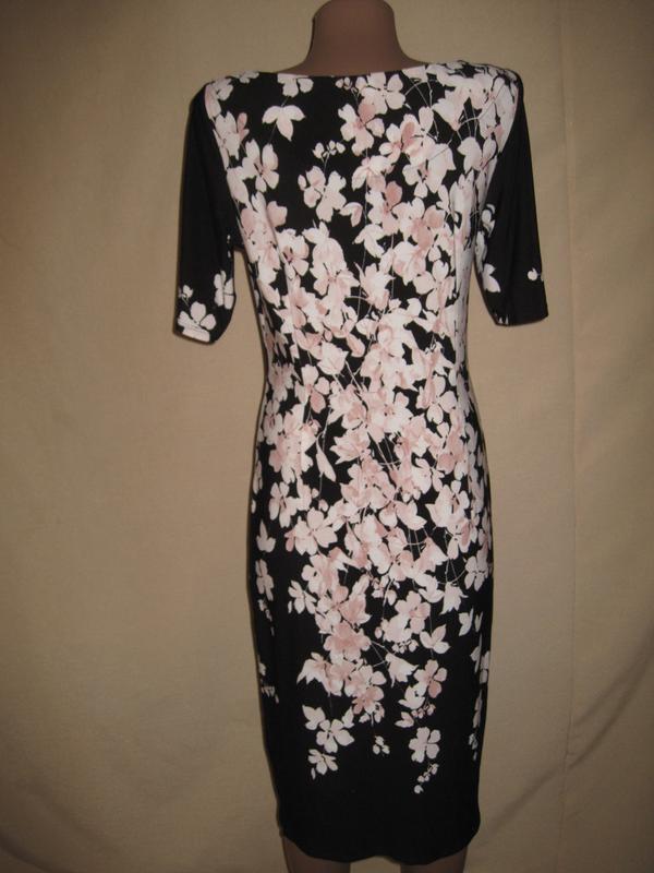 Красивое платье спенсер р-р8 - Фото 2
