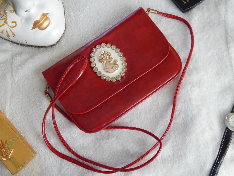 Клатч сумочка сумка на плече la fleur