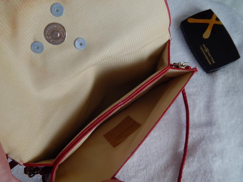 Клатч сумочка сумка на плече la fleur - Фото 4