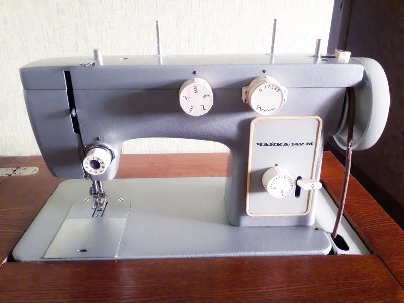 Швейная машинка Чайка 142 -М - Фото 2