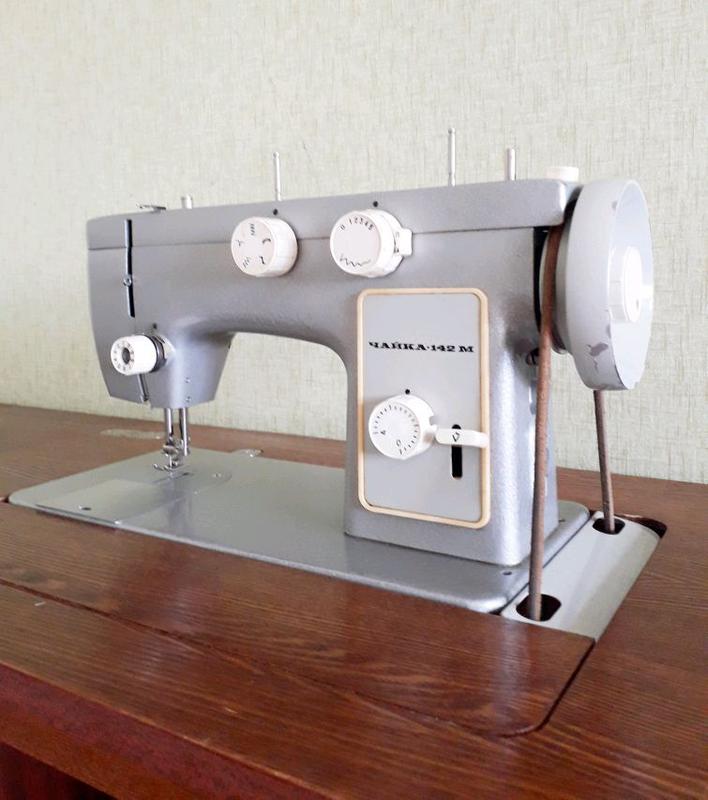 Швейная машинка Чайка 142 -М - Фото 7