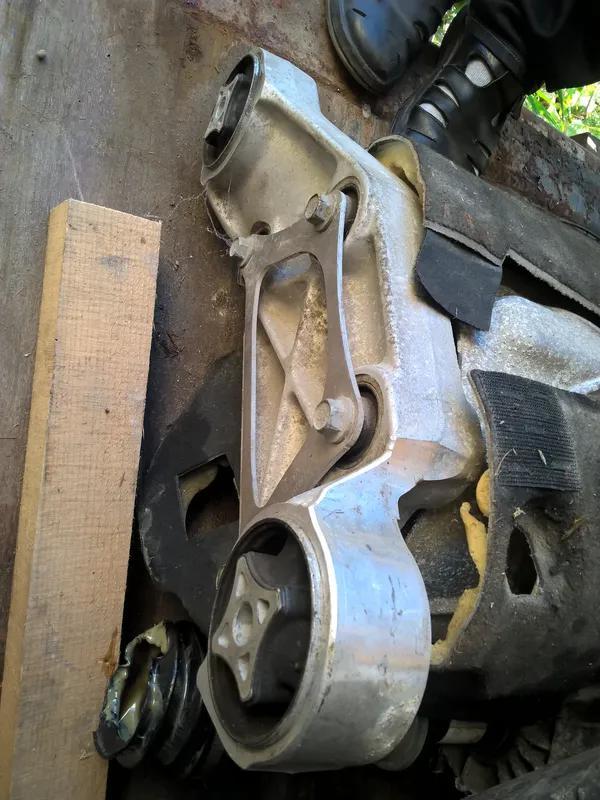 Електодвигун (електромотор), двигун (мотор) Tesla Model X - Фото 4