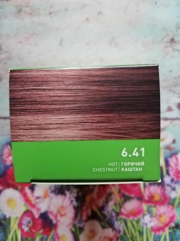 Стойкая питательная крем-краска для волос botanica, фаберлик 8... - Фото 2