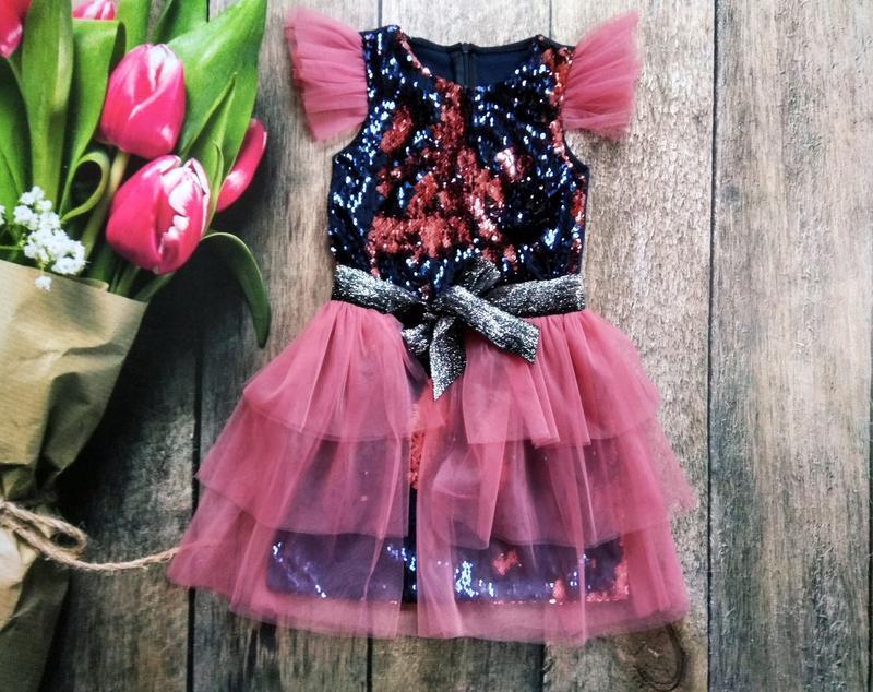 Плаття, юбка фартух
