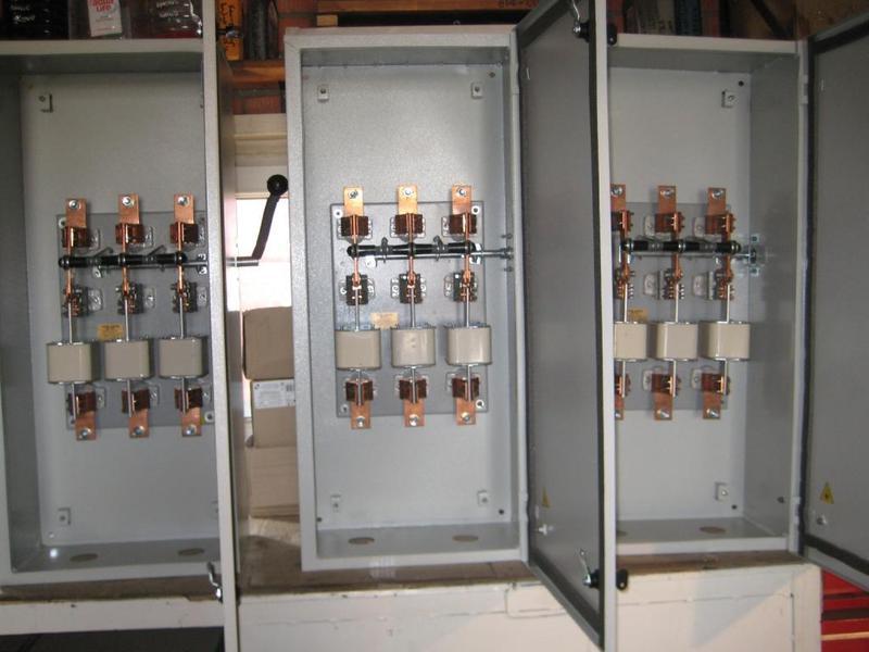 Ящик ЯРП-630-31 РПБ