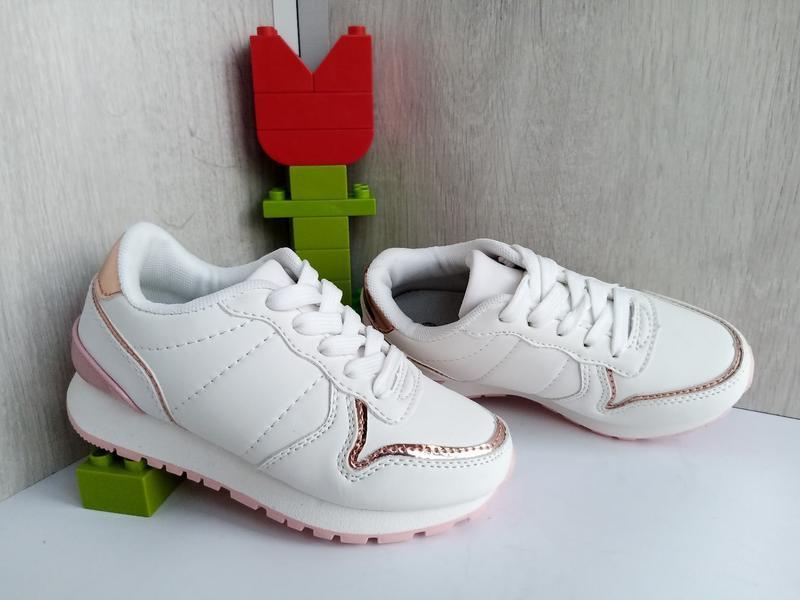 Суперские кроссовочки для девочек 18см