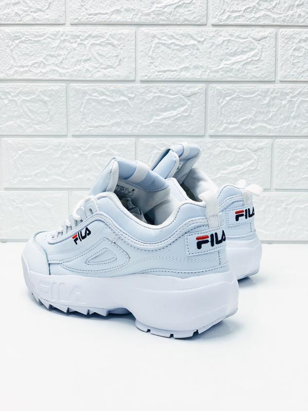 Кроссовки fila disraptor кросовки фила кросівки філа кросовки ... - Фото 7