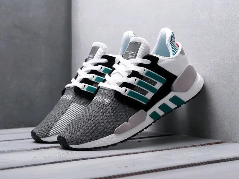 Adidas Eqt Support 91/18 Gray Green