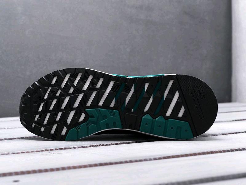 Adidas Eqt Support 91/18 Gray Green - Фото 4