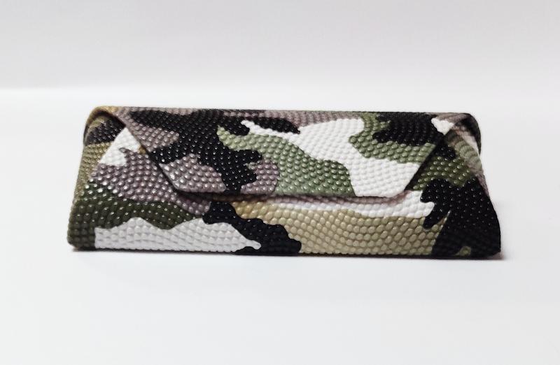 Камуфляжный футляр на магните для очков - Фото 2