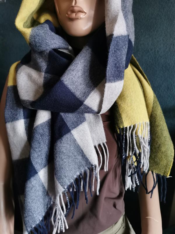 Gobi кашемировый шарф, палантин