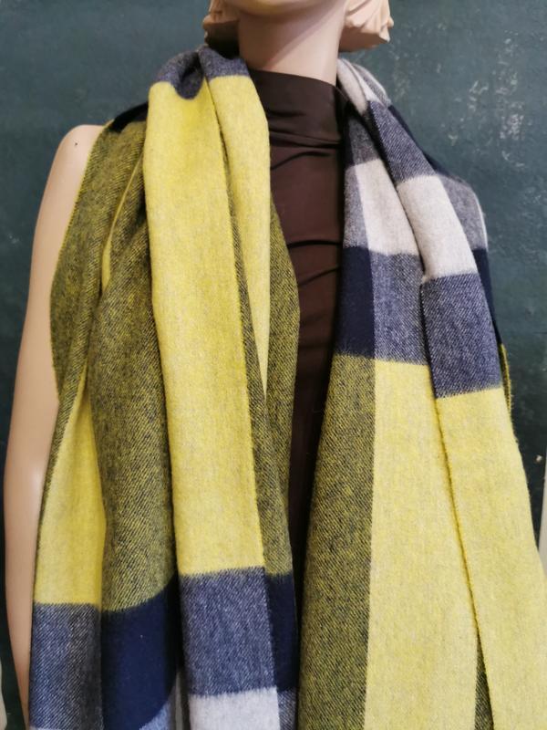 Gobi кашемировый шарф, палантин - Фото 3