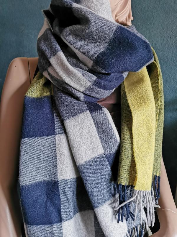 Gobi кашемировый шарф, палантин - Фото 5