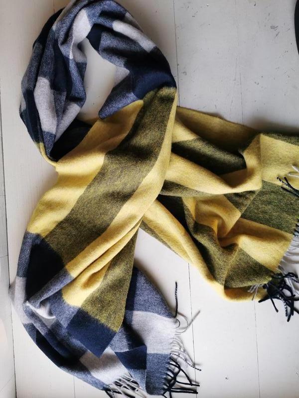 Gobi кашемировый шарф, палантин - Фото 6