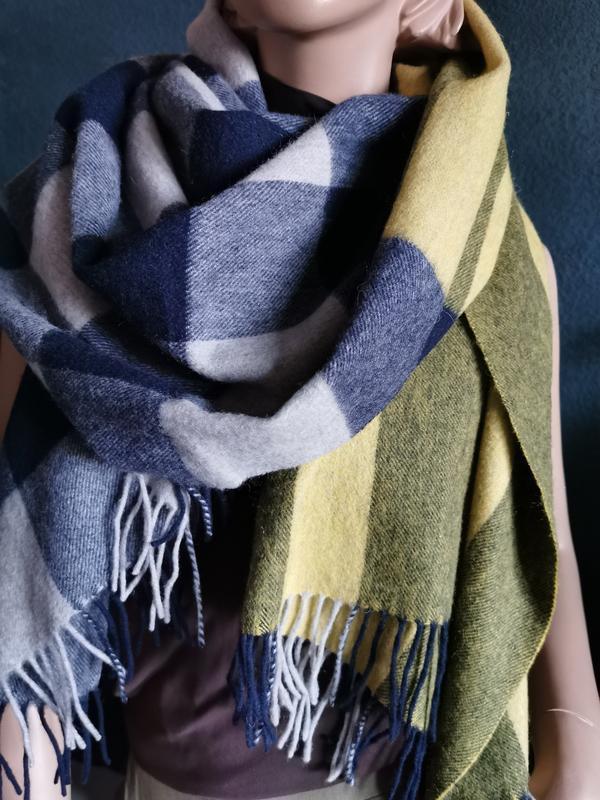 Gobi кашемировый шарф, палантин - Фото 7