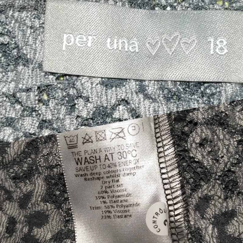 Блуза шикарная кружевная большой размер marks&spencer uk 18/46... - Фото 6