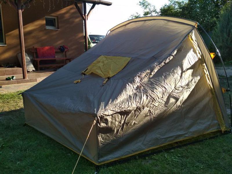 Палатка нова 2місна Campus Almeria - Фото 4