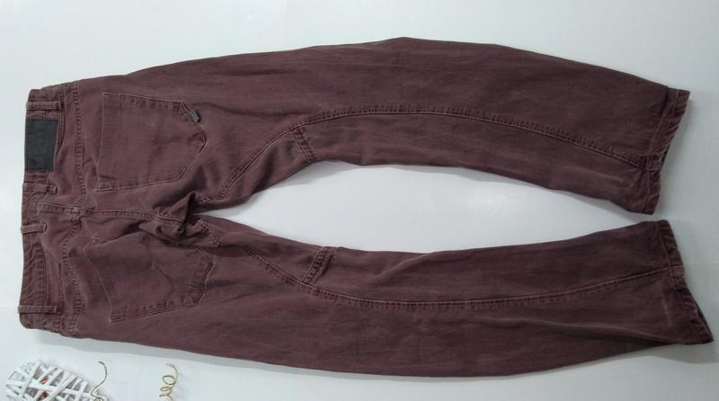 Мужские фирменные джинсы jacksjones турция размер30-32 - Фото 5