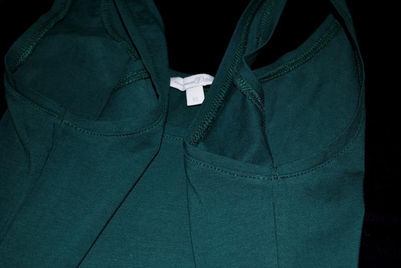 Майка tom tailor бренд изумрудная зеленая xs-s германия - Фото 9